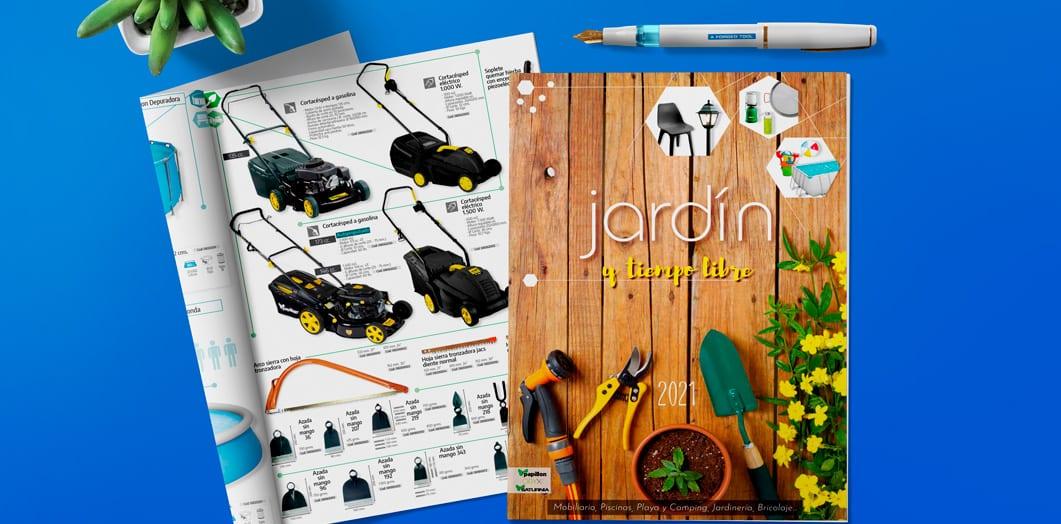 AFTGRPUPO - Catálogo Jardín Tiempo Libre 2021